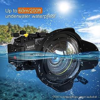 Sea frogs 防水 ダイビング デジタル一眼レフ 67mm 魚眼レンズ 広角レンズ 防水ケース用 カメラレンズキット 防水性能60m 水中撮影用 国際防水等級IPX8 簡単装着