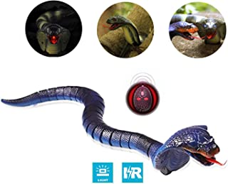 Fashionclubs Remote Control Snake Toy for Kids,[New Version] 17