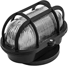Luminária Arandela Tartaruga Externa E27 Enerlux