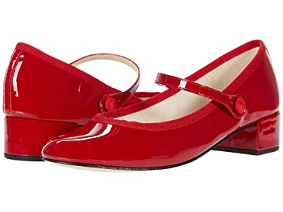 Repetto Rose (Red Patent) Women