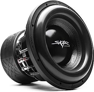 Skar Audio ZVX-12v2 D2 12' 3000 Watt Max Power Dual 2 Ohm SPL Car Subwoofer