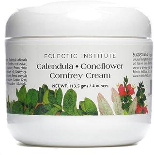 Eclectic Institute - Calendula/Comfrey/Coneflowe, 4 oz cream
