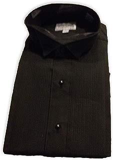 Men's Tuxedo Shirt, Black