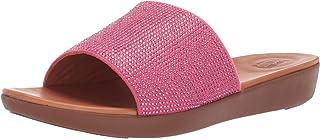 FitFlop Women's Sola Crystalled Slide Sandal