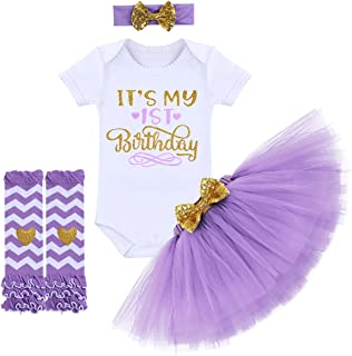 cute 1st birthday girl outfits