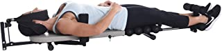 Stamina Inline Back Stretch Bench with Cervical Traction (Renewed)