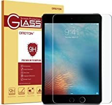 OMOTON Screen Protector for iPad 9.7 6th & 5th Generation, iPad Pro 9.7 Inch, iPad Air 2, iPad Air 9.7 Inch- Tempered Glass/ Apple Pencil Compatible/ Ultra Clear