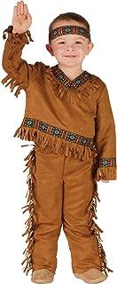 American Indian Boy Tdlr 3t-4t