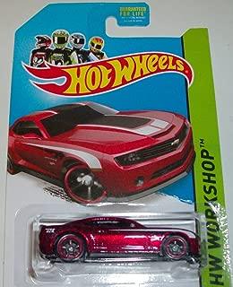 Hot Wheels 2013 HW Workshop 2013 Chevy Camaro Special Edition, Red (Super Treasure Hunt)