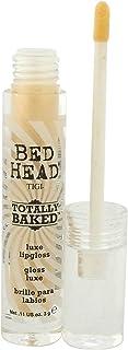 TIGI Bed Head Luxe Lip Gloss for Women, Totally Baked, 0.11 Ounce