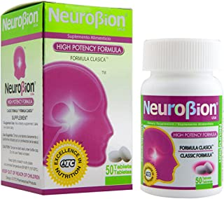 Neurobion CLASSICO 50 Tablets Vitamin B Energy Booster
