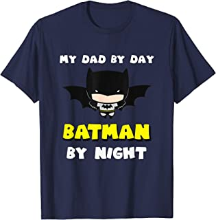 Batman Dad By Day T-Shirt