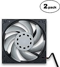 EKWB EK-Vardar F3-120 PWM 120mm Fan, 1850 RPM, 2-Pack
