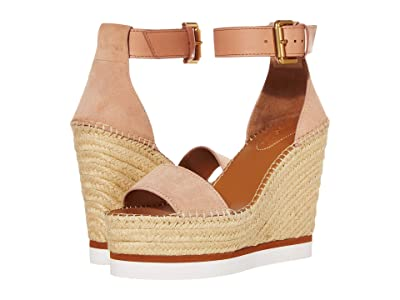 See by Chloe SB26152 (Crosta Cipria/Natural Calf Sierra) Women
