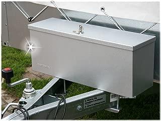 LD-Handel Hundebox Transportbox Gitterbox Alu Hundetransportbox Reisebox Alu Box DC-ALU-L0-6591N