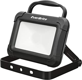EverBrite Rechargeable Work Light 1500 Lumens with Foldable Stand Cordless Handheld Flood Light
