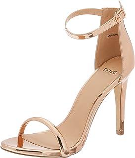Novo Women's Ankle Strap Heel