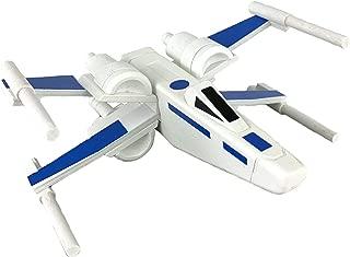 Galaxy's Edge Star Wars X-Wing Starfighter - Vehículo de juguete de madera
