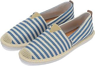 Chaussures de Conduite décontractées pour Hommes Espadrilles à Talons Bas élégantes et Confortables Chaussures Plates Chau...