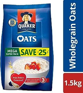 Quaker Oats, 1.5 kg Pack