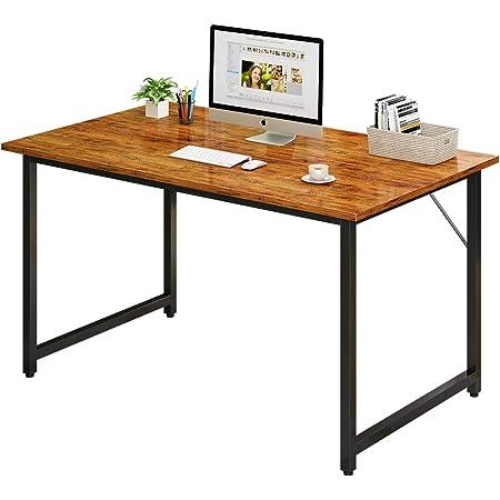 """Dlrnwiro Computer Desk 47"""" Home Office Desk Simple Writing Desk Work Desk Modern Vintage Desk Office Table Sturdy Laptop Desk PC Gaming Desk Home Desk Workstation"""