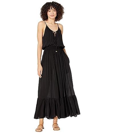 Kate Spade New York Cabana Cover-Up Maxi Dress Women