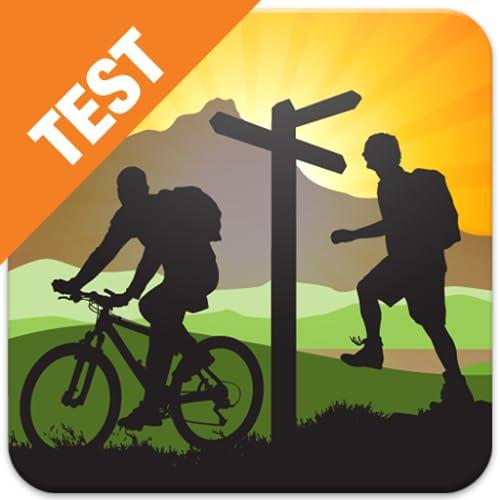 ViewRanger Outdoors GPS & Maps – Trail-Navigation und Routen-Tracker für Outdoor-Liebhaber und Abenteuersportler