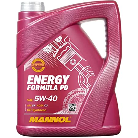Mannol Extreme 5w 40 Api Sn Cf Motorenöl 4 Liter Auto
