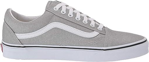 Silver/True White