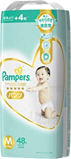 Pampers Premium Care Pants Diapers M, 48 count
