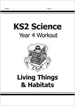 Scaricare Libri KS2 Science Year Four Workout: Living Things & Habitats PDF
