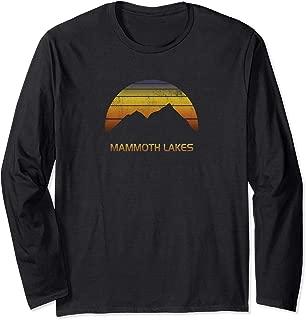 T-Shirt Mammoth Lakes California Ski Snowboard Clothes Gift