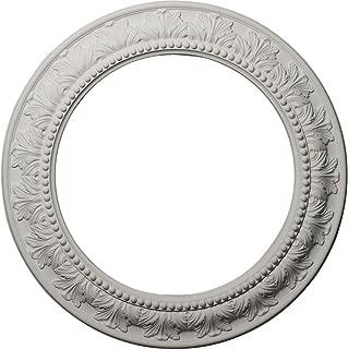Ekena Millwork CR44WA 44-Inch OD x 2-Inch Wakefield Ceiling Ring