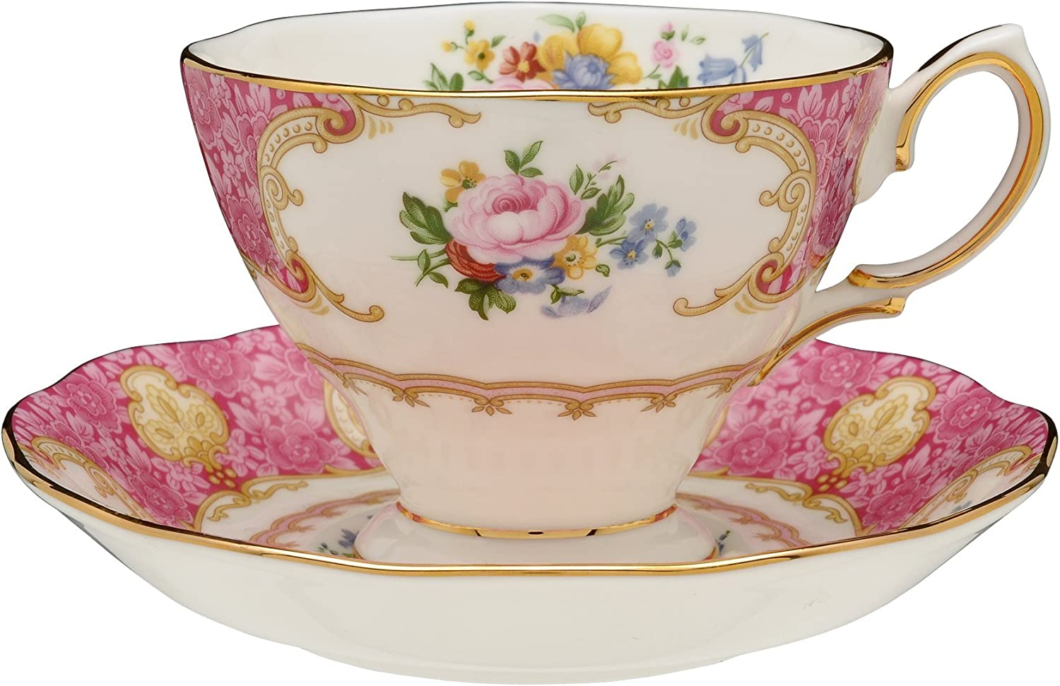 Royal Albert Lady Carlyle Teacup cheap and saucer 6.8 Now on sale Saucer