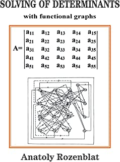 Solving of Determinants with Functional Graphs