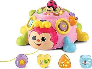 VTech 80-522354 Fröhlicher Lernkäfer Baby Toy, Pink