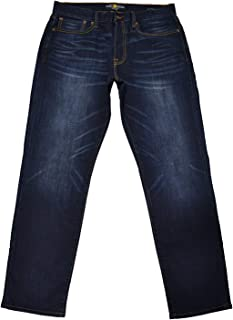 Lucky Brand Men's 410 Athletic Slim Relaxed Fit Jeans, Novato
