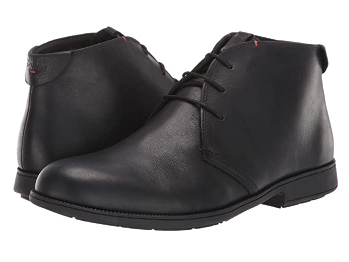 Camper  1913 (Black) Mens Boots