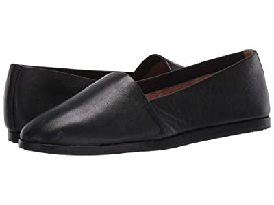 Aerosoles Holland (Black Leather) Women