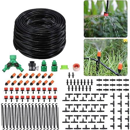 50 StüCke Einstellbare GartenbewäSserungssystem BewäSserung Spraye K9F6