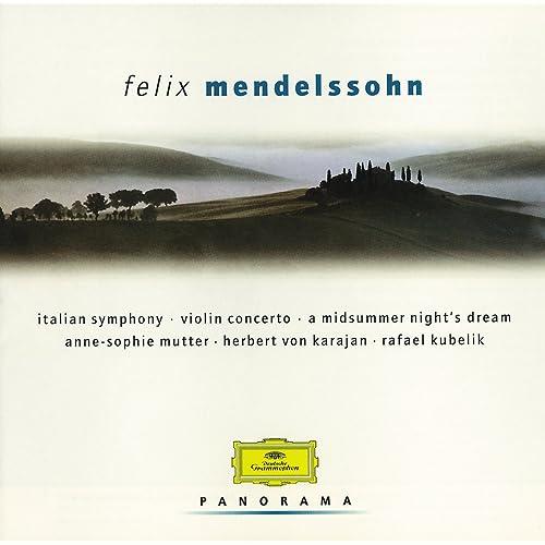 Mendelssohn: Lieder ohne Worte, Op.67 - No. 4. Presto In C, MWV U ...