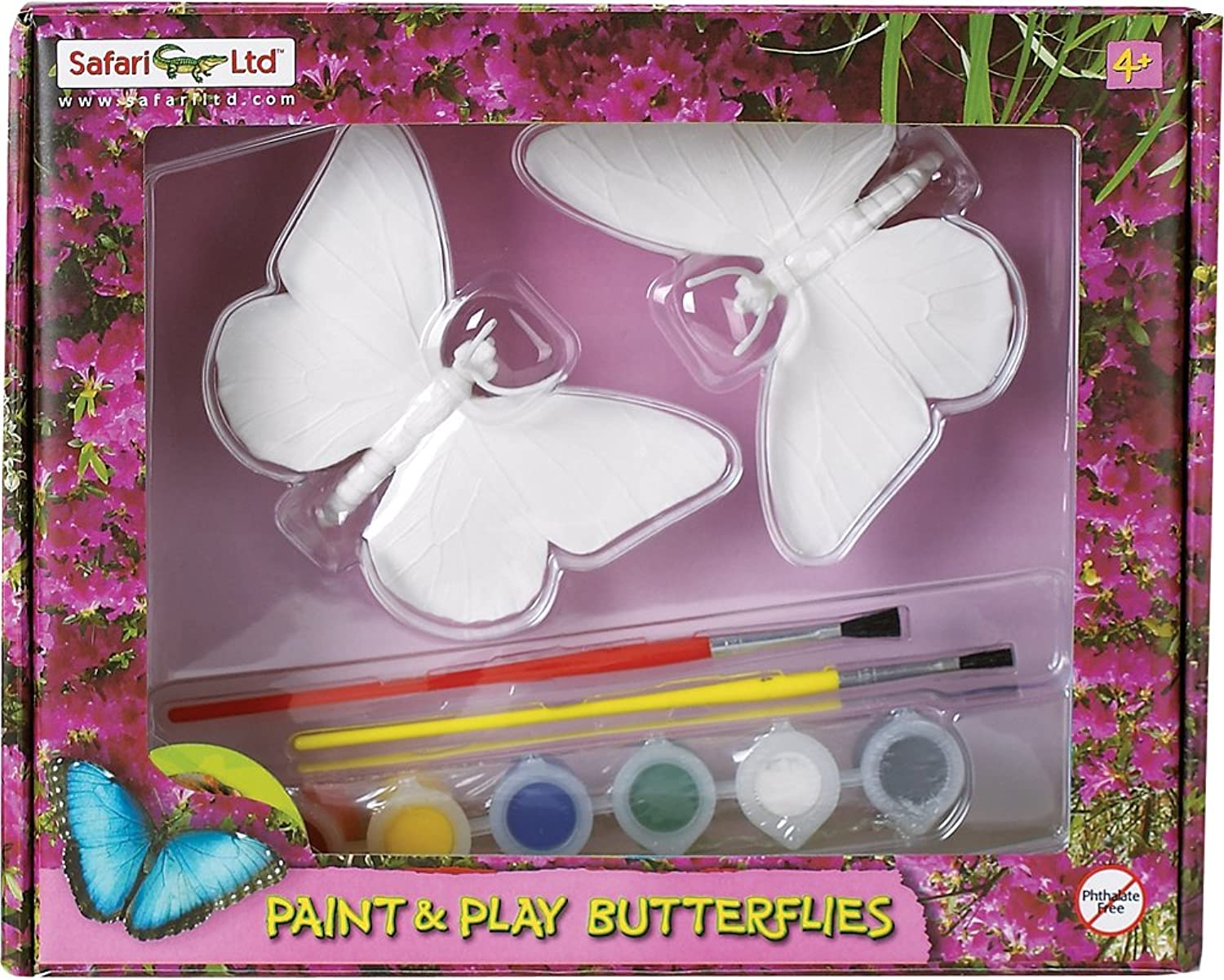 Safari LTD Butterflies Paint Paint Paint and Play 957833 - qyreq