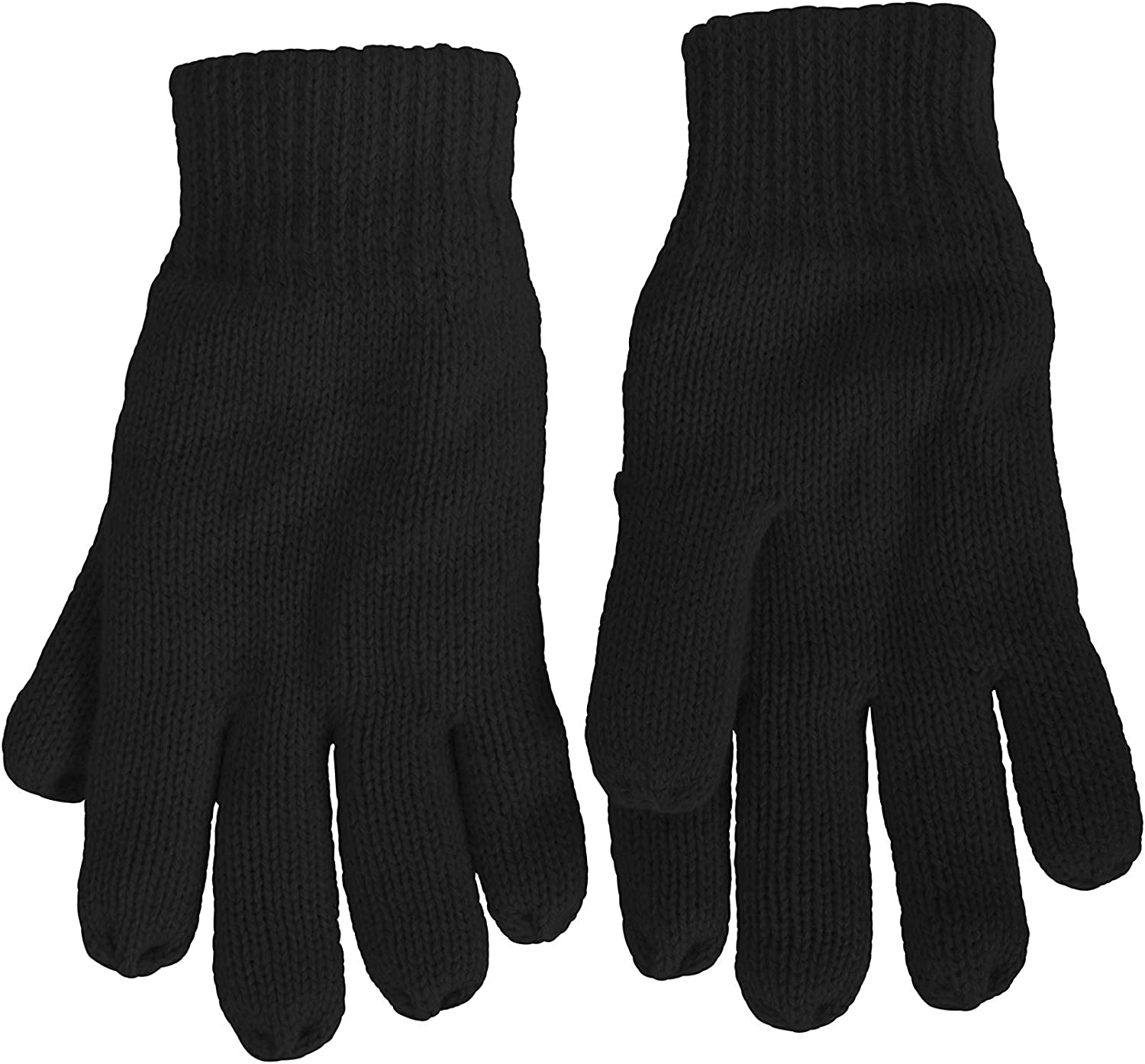 Mountain Warehouse Boys Gloves with Thinsulate Insulation and Elasticated Cuffs