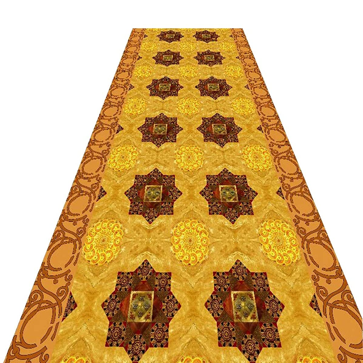 Mbd The Carpet Mats in The Kitchen and Entrance Hallway are Fully Customizable, Soft and Cut (Color : A, Size : 1.65m)