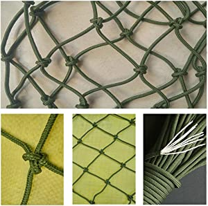 Garden rope net safety net cargo network Children s outdoor safety net balcony stair railing net safety net trailer net  shatter-resistant net climbing rope net decoration net ceiling  wall  garden