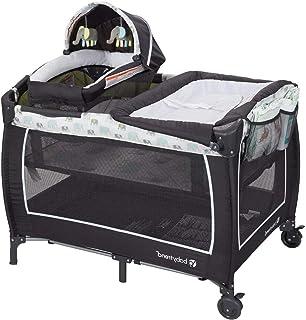 Babytrend Lil Snooze Deluxe II Nursery Center Sycamora
