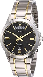 Casio Casual Analog Display Quartz Watch For Men MTP-1381G-1AV