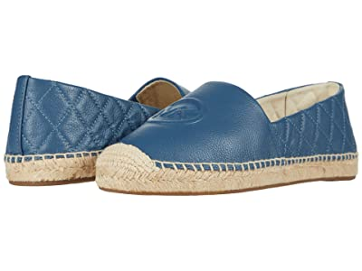 MICHAEL Michael Kors Dylyn Espadrille (Dark Chambray) Women