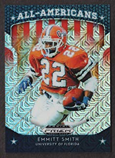2019 Panini Prizm Draft Picks Football Mojo #51 Emmitt Smith AA 42/49