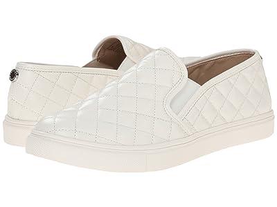 Steve Madden Ecentrcq Sneaker (White) Women